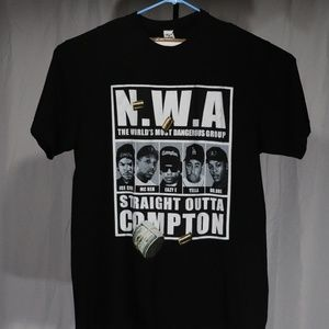 Nwa Straight Outta Compton T Shirt Size 4xl